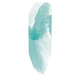 Чехол &#34PerfectFit&#34 124х38см (В), 2 мм поролона, Перья, артикул 318122, производитель - Brabantia