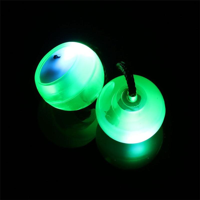 Thumb Chucks Yo-Yo (Йо-Йо) зеленый - Спиннеры, артикул: 854224