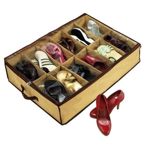 Органайзер для обуви Shoes Under (Шузандер - 12 пар)