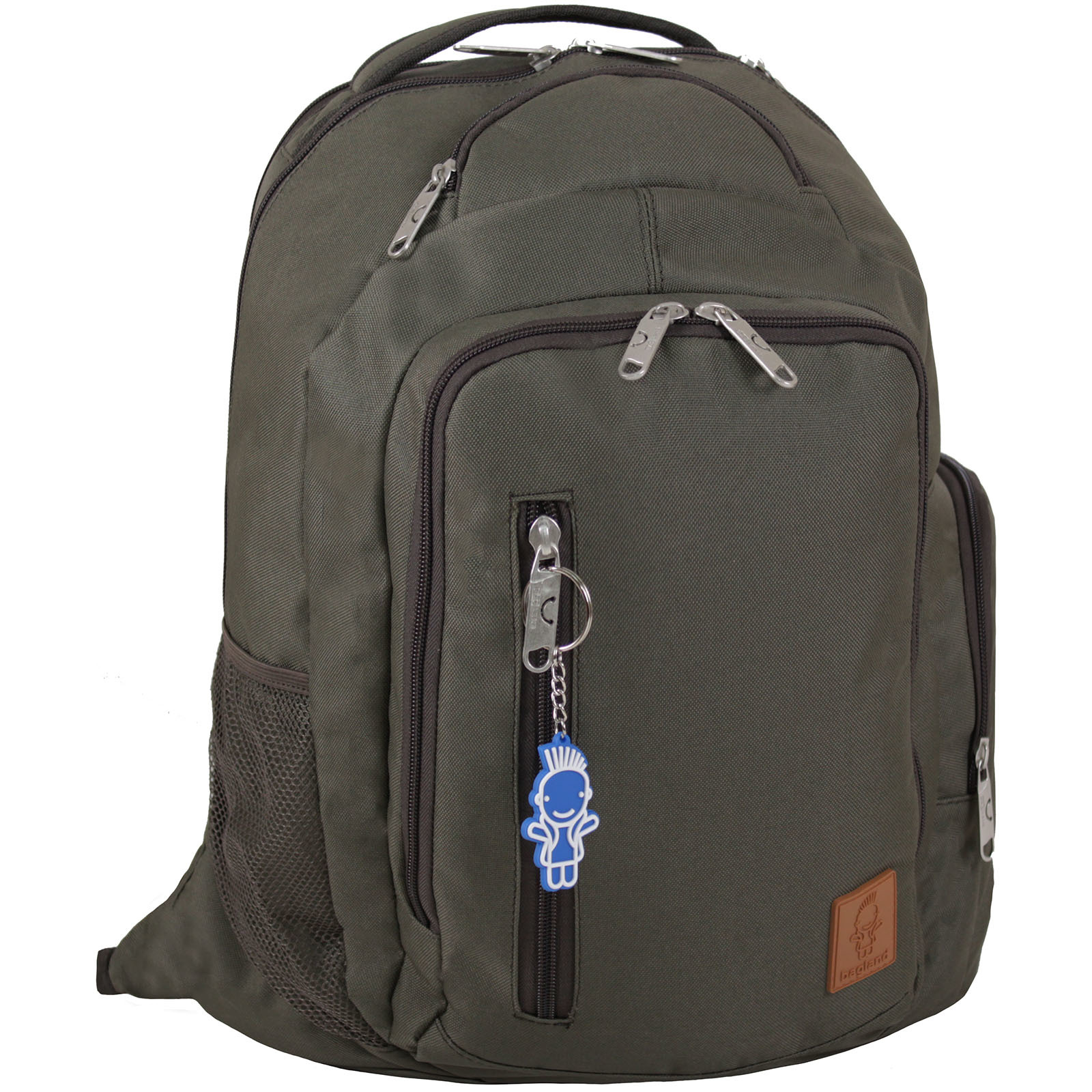 Рюкзаки для ноутбука Рюкзак для ноутбука Bagland Техас 29 л. Хаки (00532662) IMG_1764.JPG