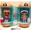 Кукла - сюрприз Капсула 4 серия Decoder Шпионы - LOL Surprise Under Wraps, MGA