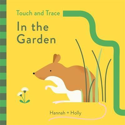 Kitab Hannah + Holly Touch and Trace: In the Garden | Hannah Holly