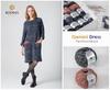 Gemini Dress Fashionbox by Rodina Yarns
