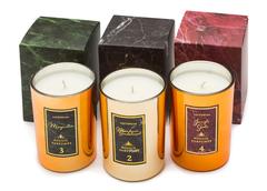 Набор ароматических свечей On Interior Flower set
