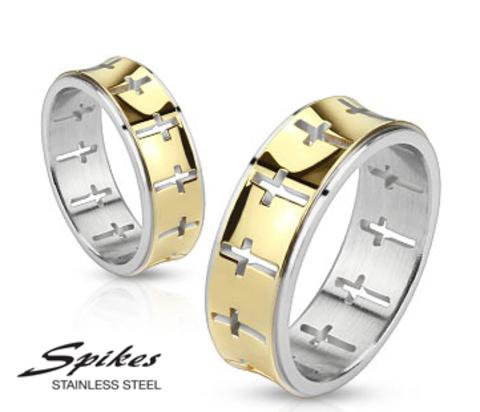 R-M2392-7 Мужское кольцо