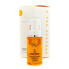 Holy Land C the Success Concentrated-Natural Vitamin C Serum - Интенсивная сыворотка с витамином С.