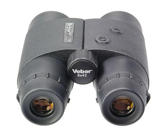 Окуляры Veber RF1200 с лазерным дальномером