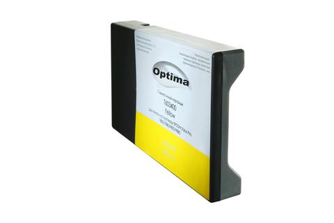 Картридж Optima для Epson 7880/9880 C13T603100 Yellow 220 мл