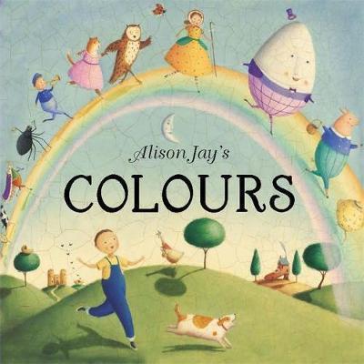 Kitab Alison Jay's Colours | Alison Jay