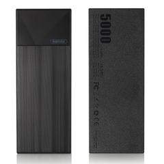 Внешний аккумулятор Remax 5000 mAh Черный