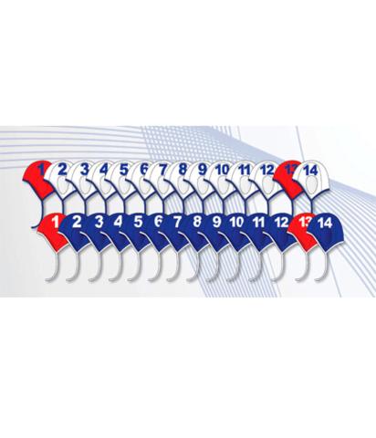 Шапочка ватерпольная Diapolo Basic без дизайна 28 шт