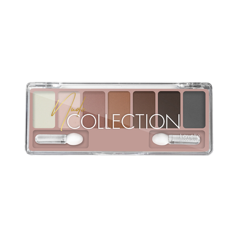 LavelleCollection Тени для век NUDE collection  ES-30 тон 01 классический нюд