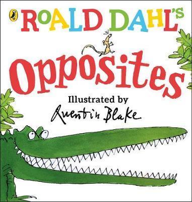 Kitab Roald Dahl's Opposites: (Lift-the-Flap)   Roald Dahl