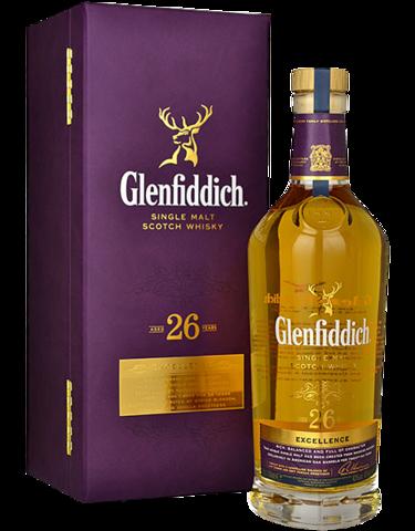 Glenfiddich 26 Years