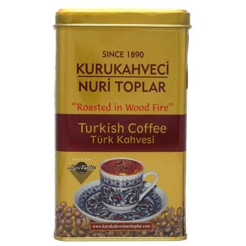 Турецкий кофе молотый, Nuri Toplar Turkish, 300 г