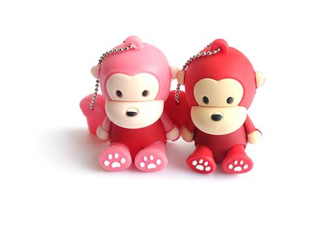 usb-флешка обезьянки