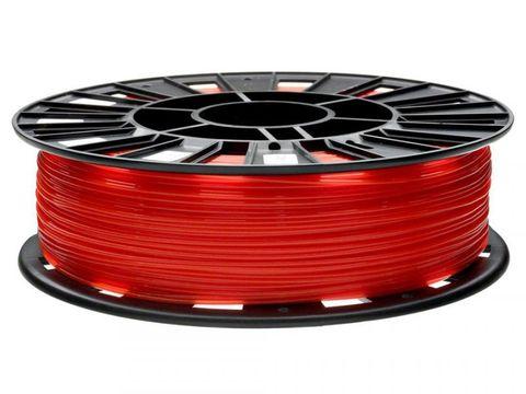 Пластик PLA REC 2.85 мм 750 г., красный