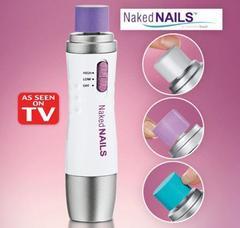 Полировочная пилка для ногтей Naked Nails