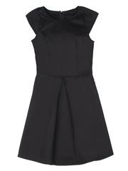GDR009121 Платье женское. черное