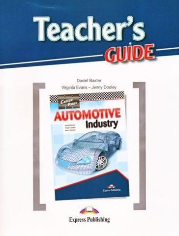 AUTOMOTIVE Teacher's Guide