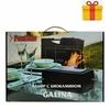 Подарочный набор с биокамином GALINA