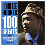 John Lee Hooker ‎/ 100 Greats (4CD)