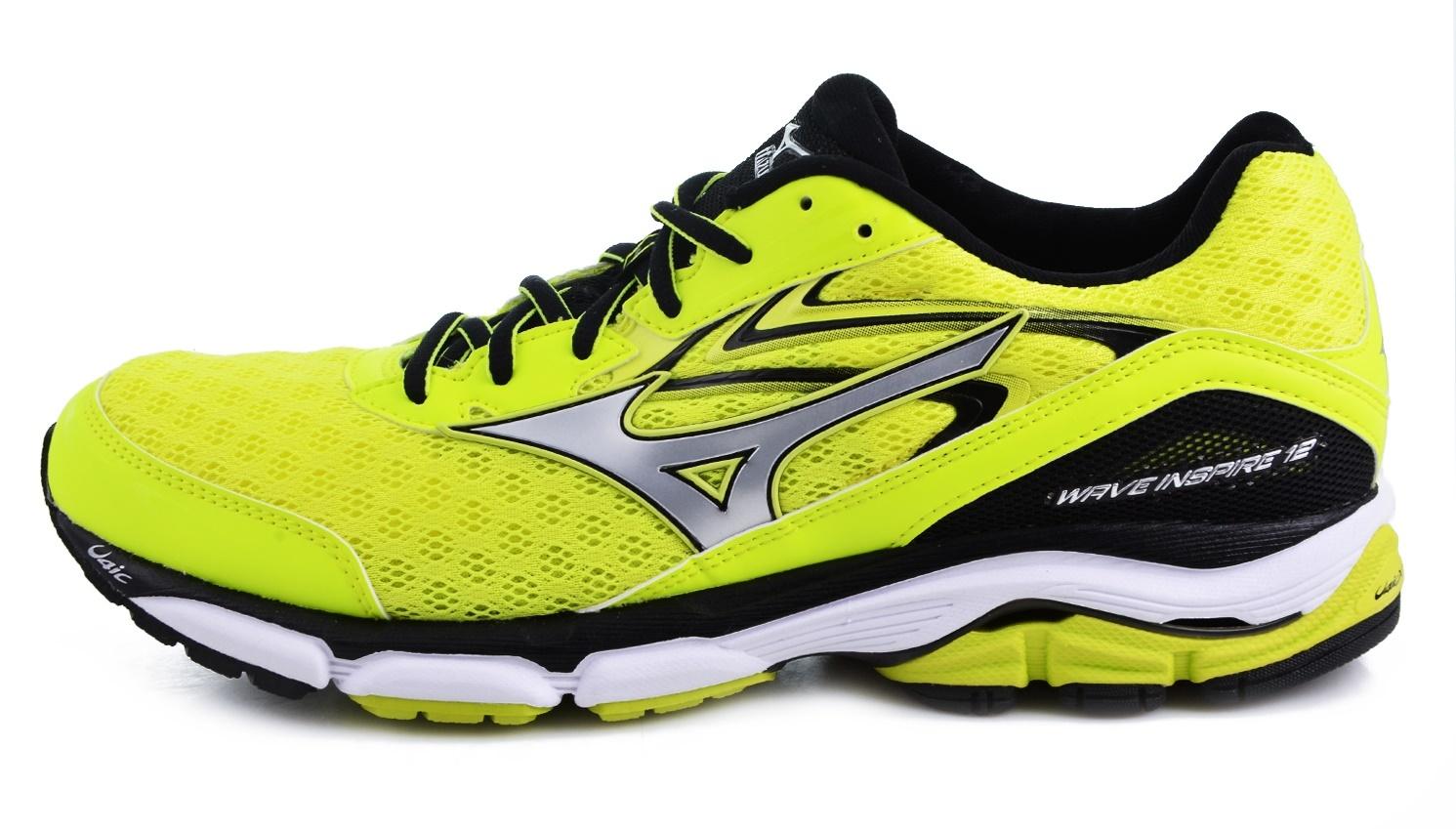 bacdf11a06a0 Мужские кроссовки для бега Mizuno Wave Inspire 12 желтые - Интернет ...
