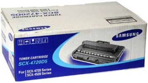 Картридж Samsung SCX-4720D3 для принтеров Samsung SCX-4520/4720F. Ресурс 3000 страниц.