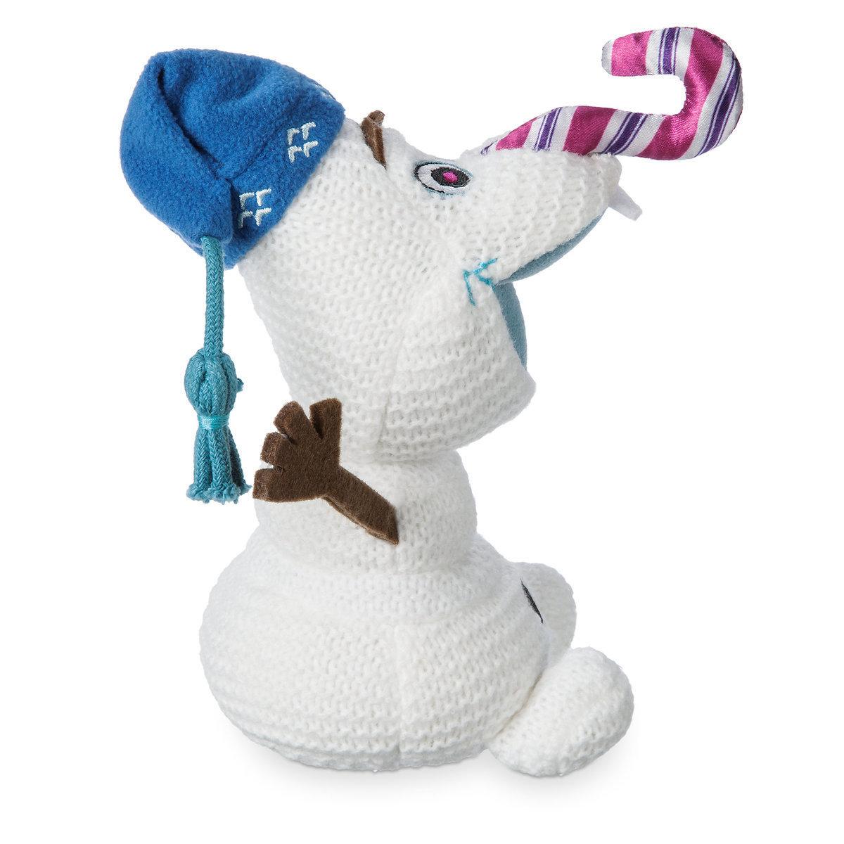 Мягкая игрушка - «Олаф» - 19 см