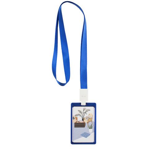 Ремешок для карт Mono Blue