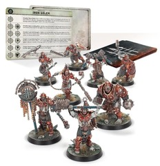Warcry: Iron Golems
