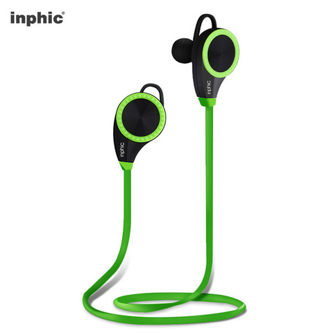 наушники Bluetooth Inphic sport in06 white