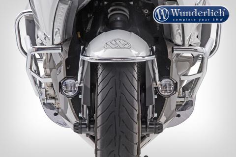 Комплект доп.света ATON на суппорты BMW K 1600 GT/GTL - черный