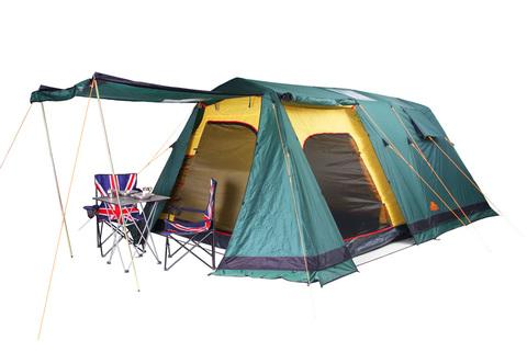 Кемпинговая палатка Alexika Victoria 10 (10 местная)