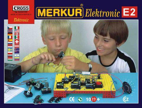 Merkur М-3123 Металлический конструктор E2 Электроника