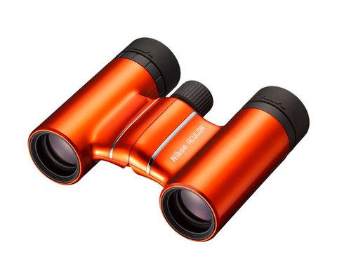 Бинокль Aculon T01 8x21 оранжевый