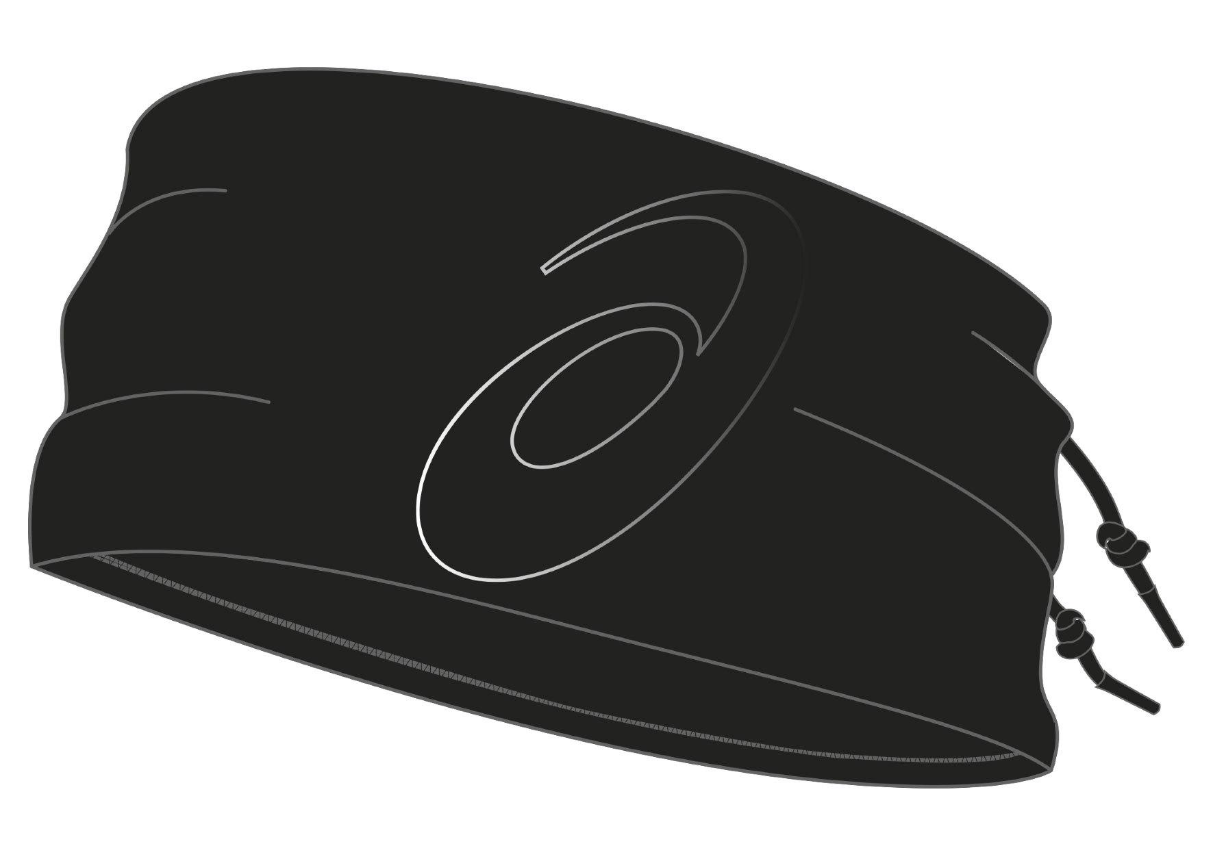 Шарф-труба Asics Logo Tube 135520 0904 с затяжками фото