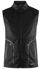 Элитный Лыжный жилет Craft Sharp XC Black мужской