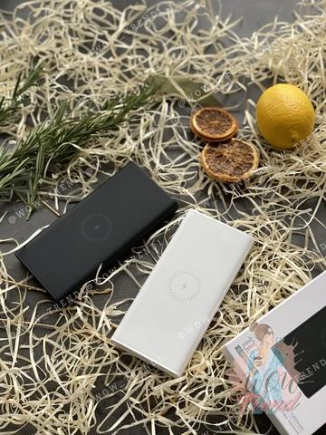 XiaoMI Power Bank2 10000 Mh 10W с беспроводной зарядкой