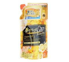 Жидкость для стирки, LION, Top Aroma Plus Elegant Yellow, желтая роза, 320 гр