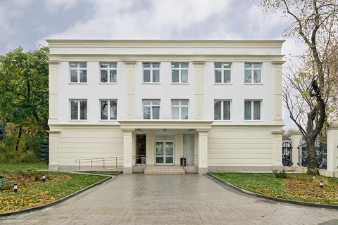 Здание администрации Парка «Сокольники»