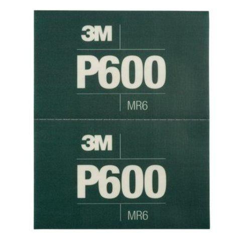 3М Лист абразивный гибкий Р600 34339