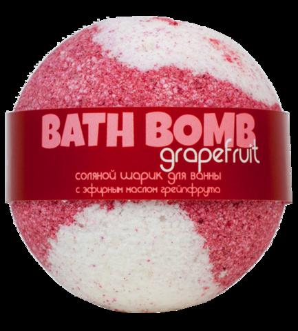 Бурлящий шарик для ванны Грейпфрут | Savonry
