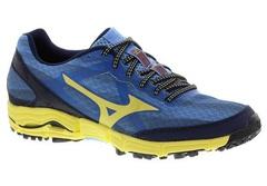 Женские кроссовки для бега Mizuno Wave MUJIN (J1GK1470 44) синие