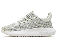 Кроссовки Женские Adidas Tubular Shadow Knit Grey White
