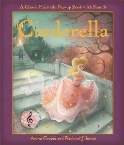 Kitab Cinderella: Pop-up Fairytale Sounds | Anita Ganeri