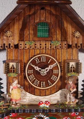 Часы настенные с кукушкой Trenkle 1507