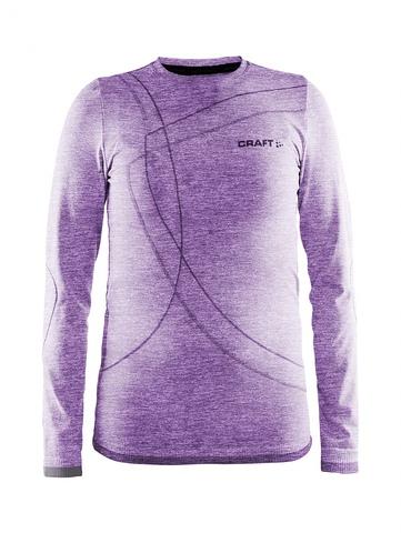 Термобелье рубашка детская Craft Comfort (purple)