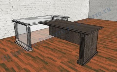 Приставка для стола Советник