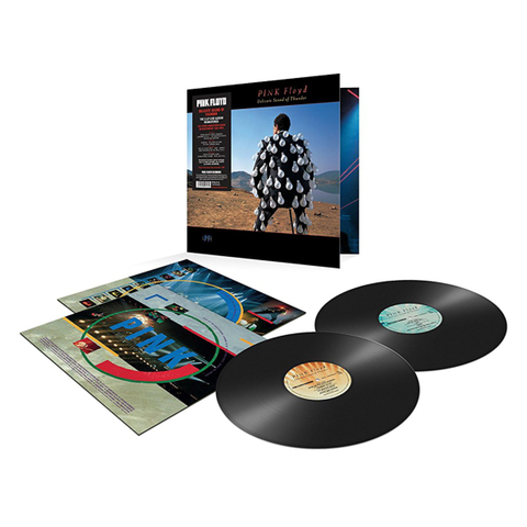 Pink Floyd ‎/ Delicate Sound Of Thunder (2LP)